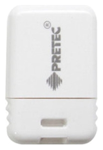 Фото: USB Flash Drive 16 Gb Pretec i-Disk Poco White