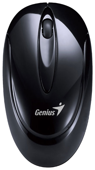 Фото: Мышь Genius Wireless Traveler 6010 Black 2.4G