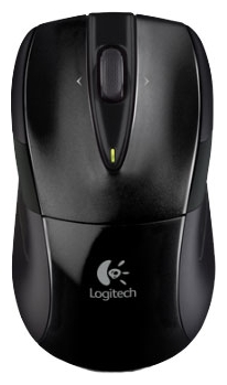 Фото: Мышь Logitech M525 Wireless black (910-002584)
