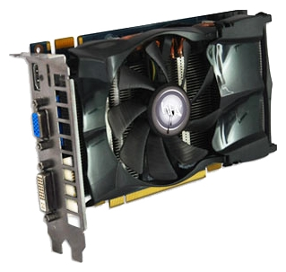 Фото: Видеокарта KFA2 GeForce GTX560 Ti LTD OC, 1Gb DDR5 (56NGH6DP5QXX)