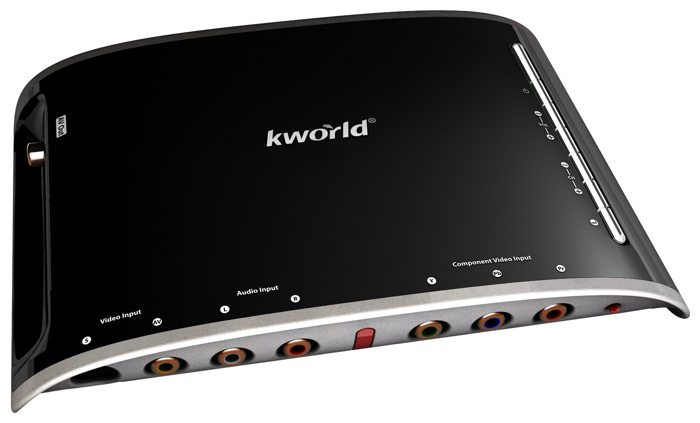 Фото: TV-тюнер внешний автономный Kworld KW-TVEXT-SA300