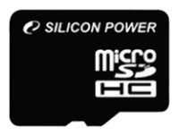 Фото: Карта памяти 32Gb microSDHC Silicon Power Class6 / без адаптера / SP032GBSTH006V10