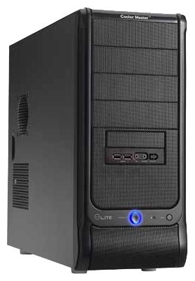 Фото: Корпус CoolerMaster Elite 330 500W (RC-330U-KKP500-BK) Black