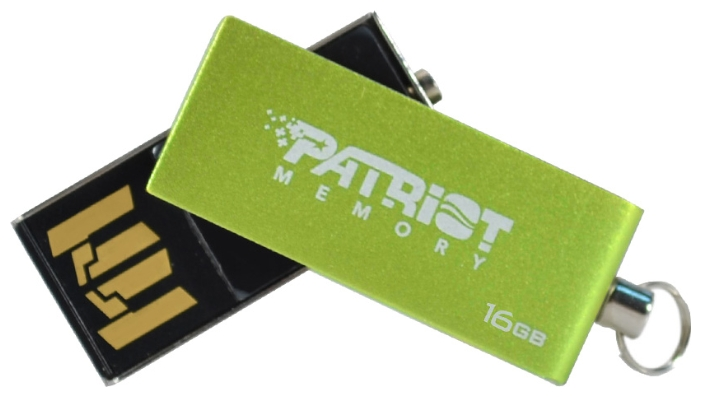 Фото: USB 16 Gb PATRIOT SWING Green