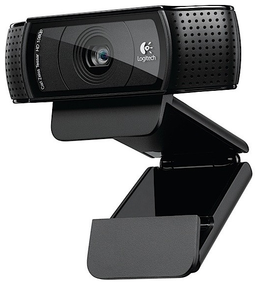Фото: WEB camera Logitech WEBCAM HD PRO C920 (960-000769)