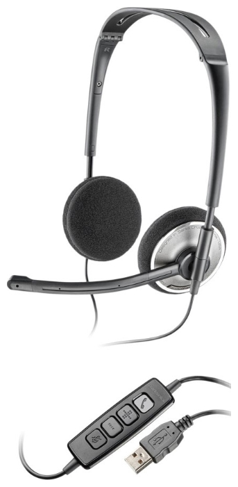 Фото: Гарнитура Plantronics Audio 478 DSP