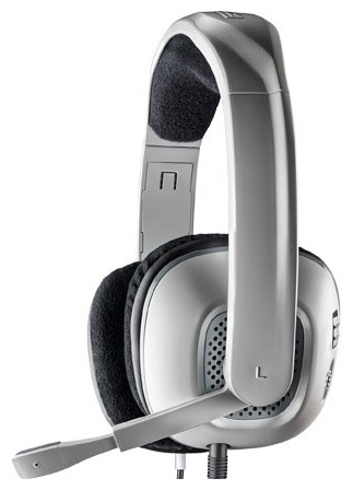 Фото: Гарнитура Plantronics Gamecom X40