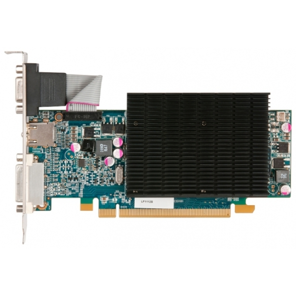 Фото: Видеокарта HIS Radeon HD6570, 2Gb DDR3 (H657FS2G)