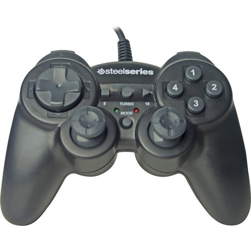 Фото: Геймпад STEELSERIES PC Controller 3GC (69001)