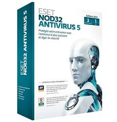 Фото: Антивирус ESET NOD32 Antivirus 5 1Y 2User BOX