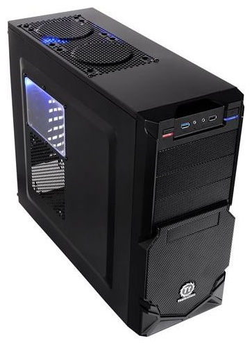 Фото: Корпус Thermaltake COMMANDER MS-II (VN900A1W2N)
