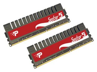 Фото: Модуль памяти DDR3 4Gb (2 x 2Gb) PC3-16000 Patriot Viper Xtreme