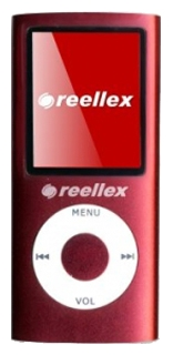 Фото: MP4-плеер Reellex 4 Gb UP-44