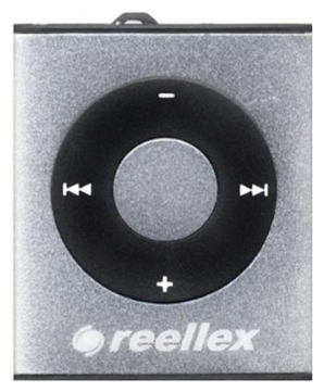 Фото: MP3-плеер Reellex 4 Gb UP-26