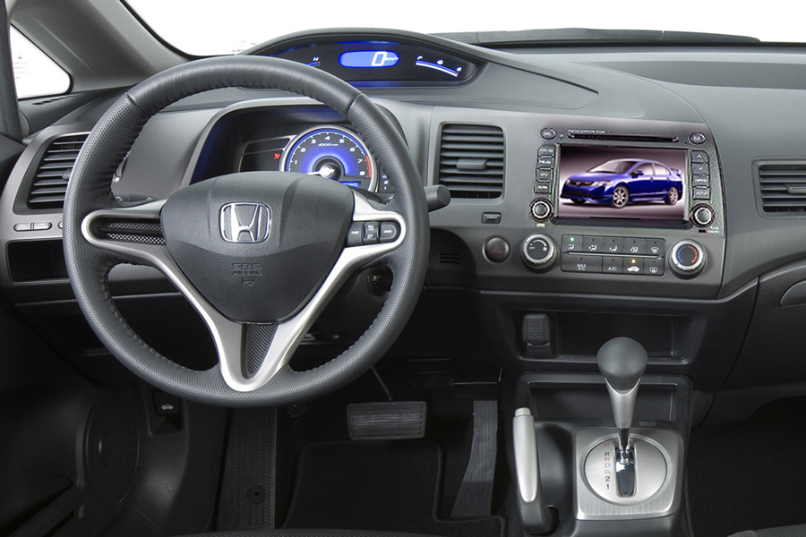 Фото: HT 2010 B для HONDA CIVIC 08