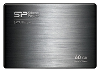 Фото: Жесткий диск SSD 60Gb Silicon Power Velox V60 (SP060GBSS3V60S25)
