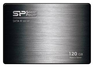Фото: Жесткий диск SSD 120Gb Silicon Power Velox V60 (SP120GBSS3V60S25)