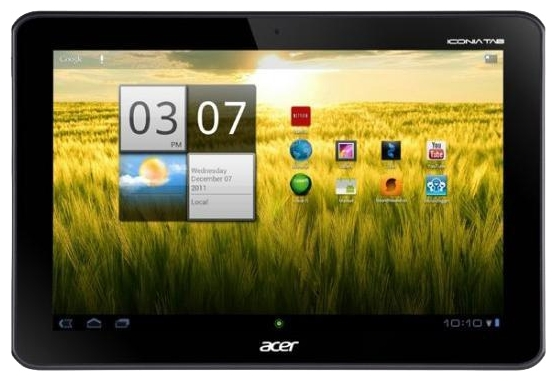 Фото: Планшетный ПК ACER Iconia TAB A200 (HT.H9SEE.002)