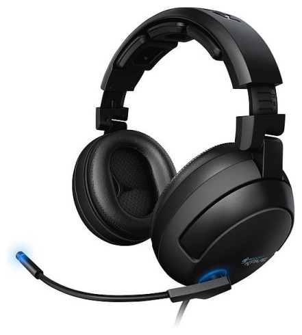 Фото: Гарнитура Roccat ROC-14-500 Kave Solid 5.1 Gaming Headset