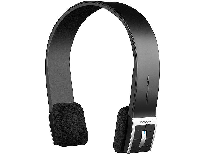 Фото: Наушники SPEED LINK ZELOS Wireless Stereo Headset (SL-8760-SBK)