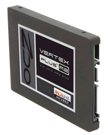 Фото: Винчестер SSD 120Gb OCZ Vertex Plus R2 (VTXPLR2-25SAT2-120GB)