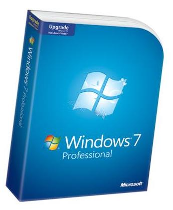 Фото: Windows 7 Professional 64-bit Russian 1pk DVD OEM