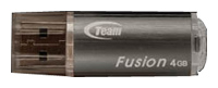 Фото: Team Fusion Gray Flash Drive 4 Gb