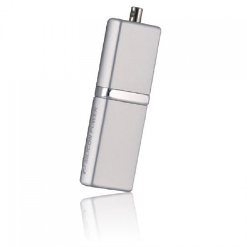 Фото: USB Flash Drive 16 Gb SILICON POWER LuxMini 710 Silver
