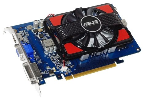 Фото: Видеокарта Asus GeForce GT630, 2Gb DDR3(GT630-2GD3)