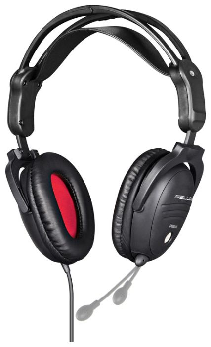 Фото: Наушники SPEED LINK FELLOW Stereo Gaming Headset (SL-8780-SBK)
