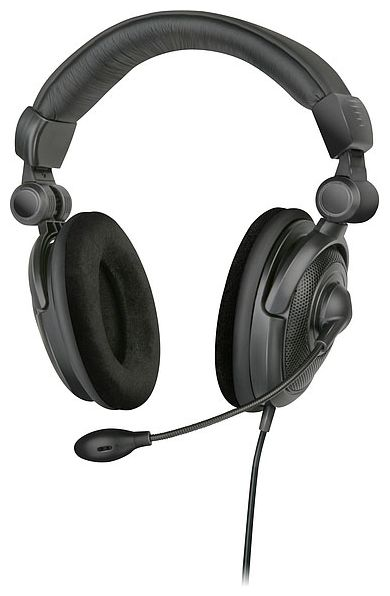 Фото: Наушники SPEED LINK MEDUSA NX  Surround Headset (SL-8795-SBK-02)