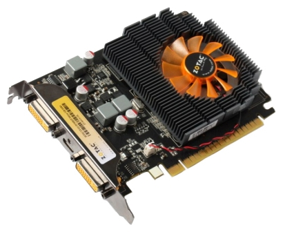 Фото: Видеокарта Zotac GeForce GT630 Synergy, 2Gb DDR3 (ZT-60403-10L)