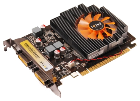 Фото: Видеокарта Zotac GeForce GT630 Synergy, 4Gb DDR3 (ZT-60405-10L)