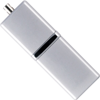 Фото: USB 4 Gb SILICON POWER LuxMini 710 Silver