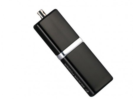 Фото: USB 8 Gb SILICON POWER LuxMini 710 Black