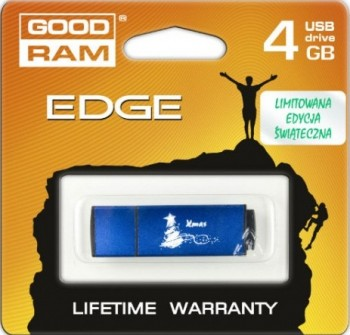 Фото: USB 4 Gb Goodram EDGE Christmas