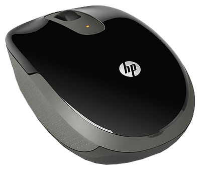 Фото: Мышь HP Wireless Mobile Mouse, Black (Scrooge) (LB454AA)