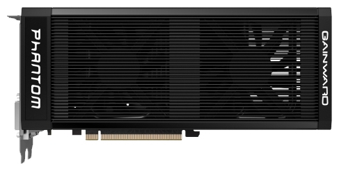 Фото: Видеокарта Gainward GeForce GTX670 Phantom (GW-426018336-2586)