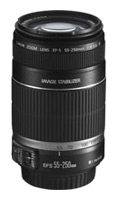 Фото: Объектив Canon EF-S 55-250 mm F 4-5,6 IS WHITE BOX
