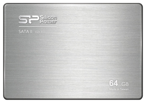 Фото: Винчестер SSD 64Gb Silicon PowerT10 (SP064GBSS2T10S25)