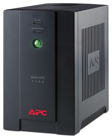 Фото: ИБП APC Back-UPS BX1100CI-RS