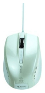 Фото: Mышь E-BLUE Dynamic wired usb white