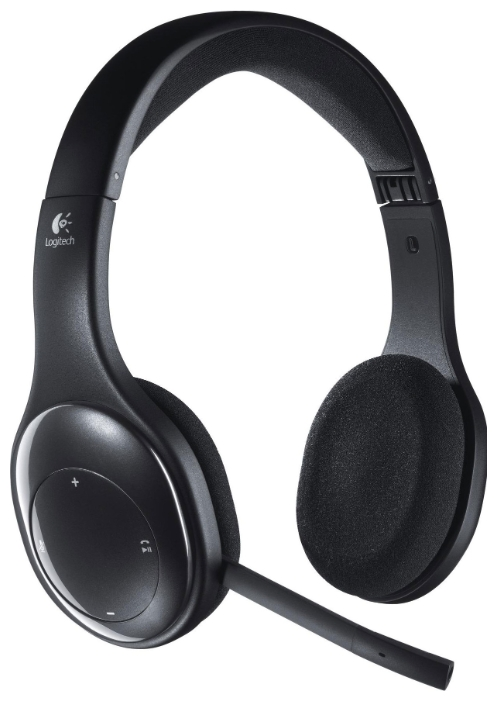 Фото: Наушники LOGITECH H800 Wireless Stereo (981-000338)