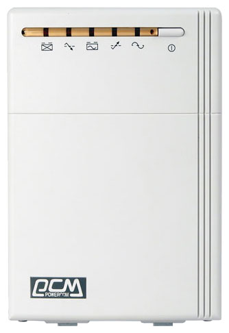 Фото: ИБП PowerCom KIN-3000AP