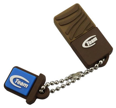 Фото: USB Flash Drive 16 Gb Team C118 Brown