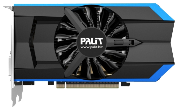 Фото: Видеокарта Palit GeForce GTX660 , 2Gb DDR5 (NE5X66001049-1060F)