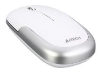 Фото: Мышь A4Tech D-110-2 HOLELESS white, USB