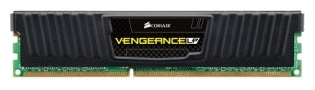 Фото: Модуль памяти DDR3 8Gb PC3-12800 Corsair Vengeance Low Profile (CML8GX3M1A1600C10)