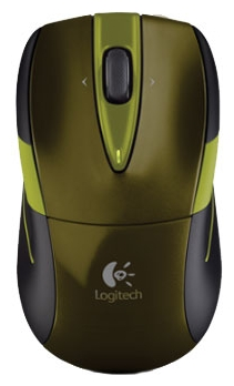 Фото: Мышь Logitech M525 Wireless green