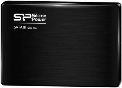 Фото: Жесткий диск SSD 60Gb Silicon Power Slim S60 (SP060GBSS3S60S25) / 2,5""